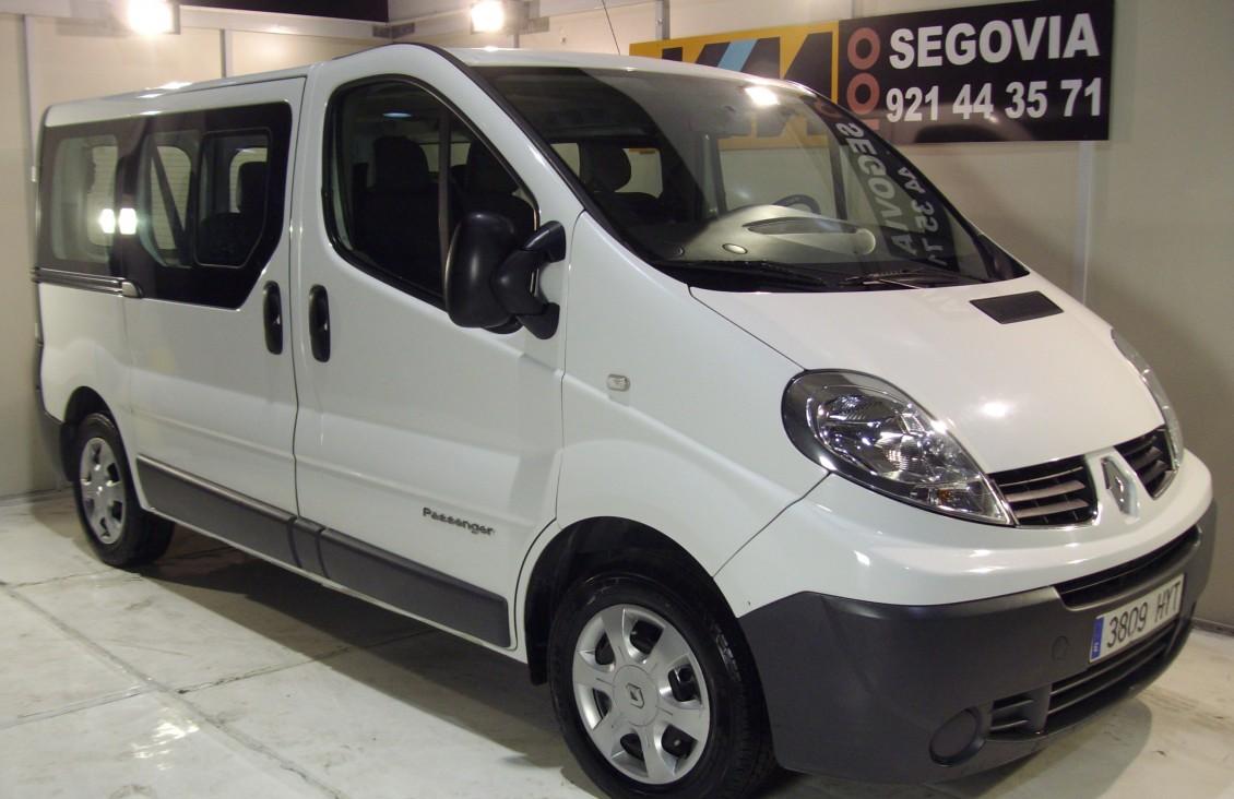 Vehículos específicos para el transporte de mercancías en Segovia
