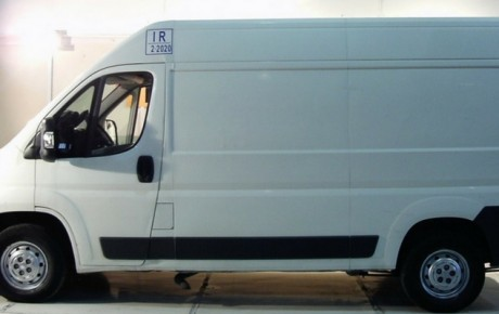 Furgonetas isotermo y refrigeradas: normas para el transporte de mercancías perecederas