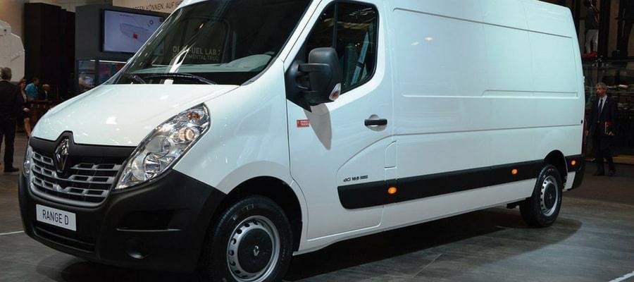 Furgonetas Renault de ocasión para todo tipo de trabajos