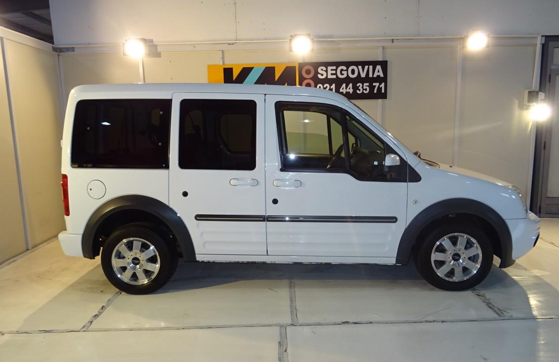 Furgonetas y vehículos industriales Ford en Km100 Segovia