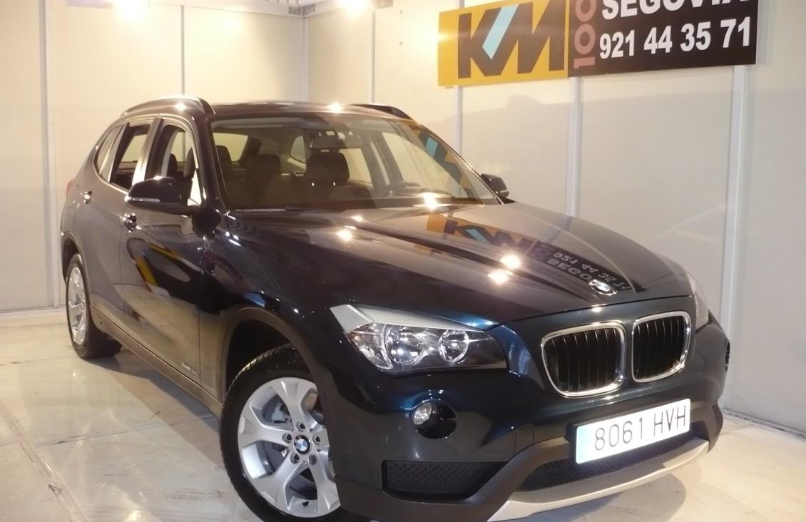 BMW y vehículos de alta gama en Segovia seminuevos